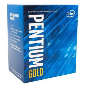 پردازنده اینتل Coffe Lake Pentium Gold G5400