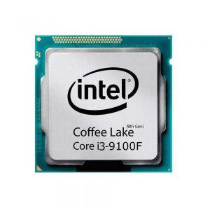 پردازنده اینتل Core-i3-9100F-Tray