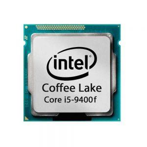 پردازنده اینتل Core i5-9400F Tray