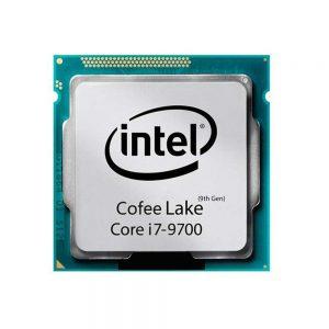پردازنده اینتل Core i7-9700 Tray