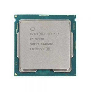 پردازنده اینتل Core i7-9700K Tray