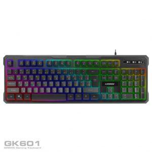 کیبورد گرین Green GK601-RGB