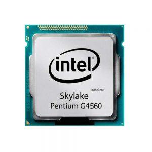 پردازنده اینتل dual g4560 tray