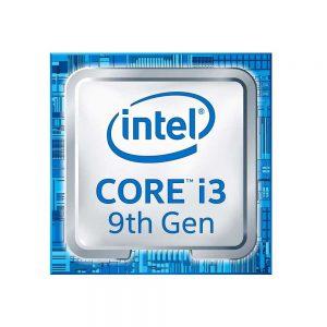 پردازنده اینتل core i3 9100 try