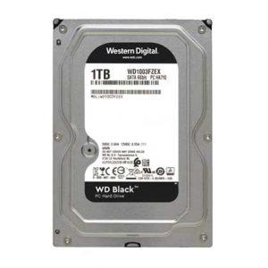 هارد دیسک اینترنال وسترن دیجیتال 1 ترابایت Western Digital Black