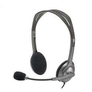 هدست لاجیتک Logitech Notebook Headset H110
