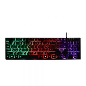 کیبورد بیاند فراسو Keyboard Beyond BK-7100 RGB